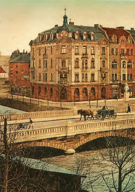 Bayreuth - Stadt am Fluss - Flussidylle an der Ludwigsbrücke