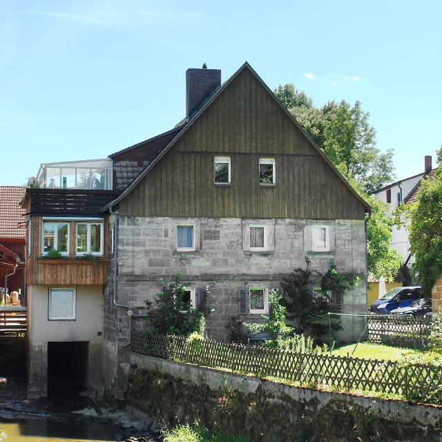 Mühle Altenplos