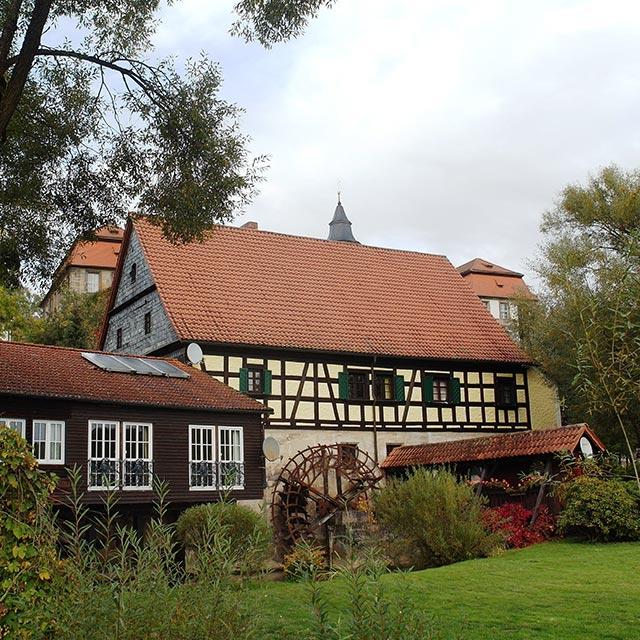 Bergmühle Neudrossenfeld