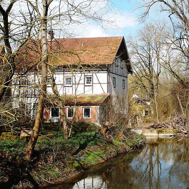 Mühle Langenstadt