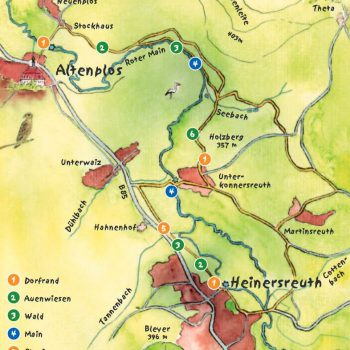 Ökolehrpfad Heinersreuth