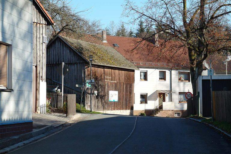 Damm-Mühle Neudrossenfeld