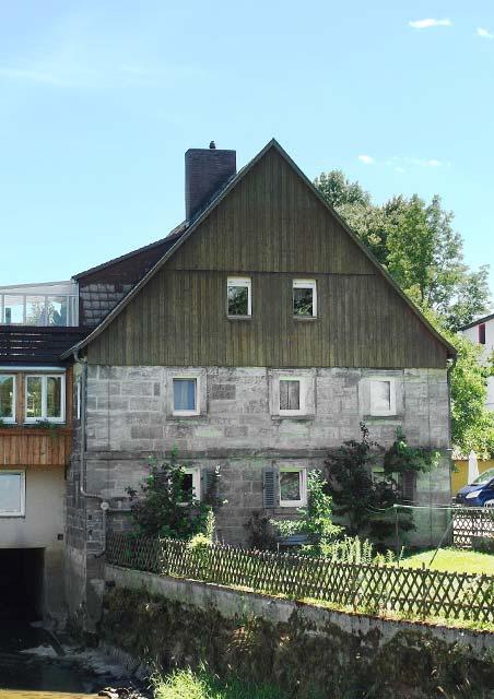 Historische Mühle Altenplos