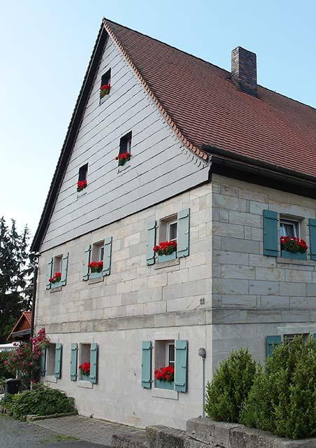 Historische Mühle Heinersreuth