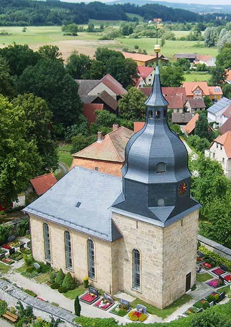 800 Jahre Langenstadt