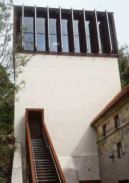 Eishaus am Bräuwerck
