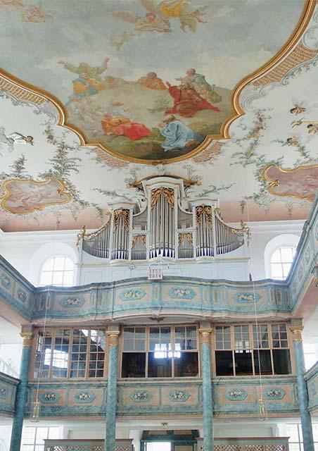 Markgrafen- & Jakobskirche