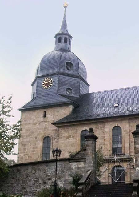 Markgrafenkirche Langenstadt