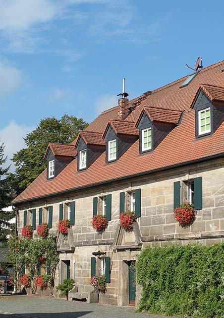 Historische Mühle Altdrossenfeld