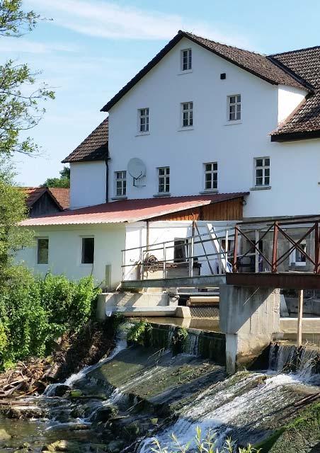 Historische Mühle Neuenreuth