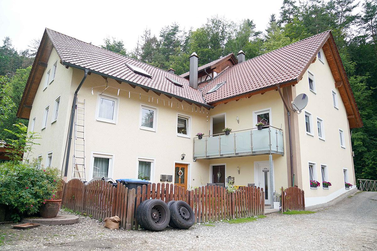Bodenmühle Wohnhaus @Adriane Lochner