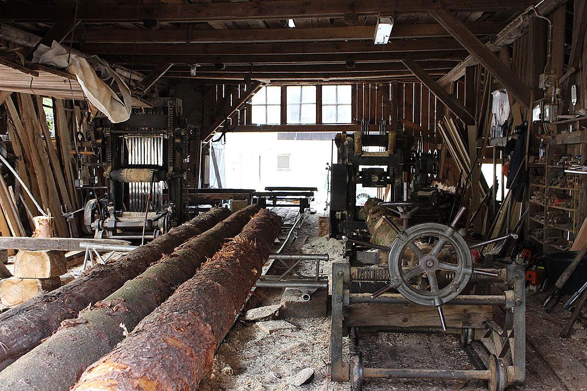 In der Hammermühle Creußen @Eva Rundholz